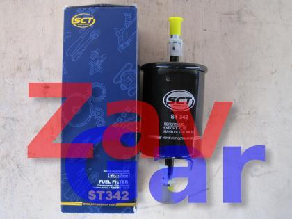 Фильтр топл. ВАЗ-2108-15i тонкой очистки (б/съем.) ST 342;  2123-1117010