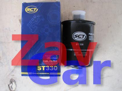 Фильтр топл. ВАЗ-2108-15i, УАЗ тонк.оч. (штуцер) ST 330/2112-1117010